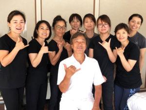 山本利幸先生とKuubセラピスト
